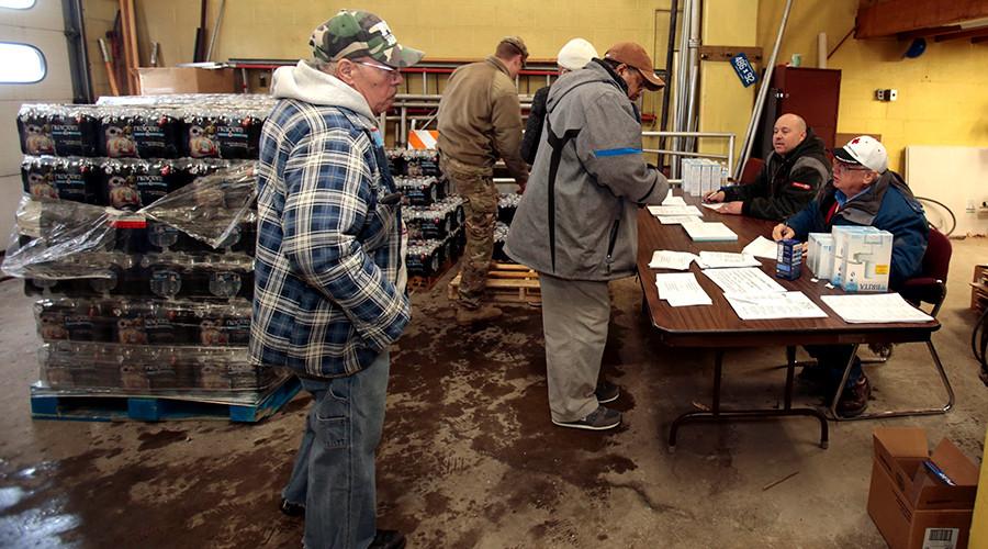 'Flint is a crime scene,' says Rev. Jess Jackson as EPA defends water crisis response