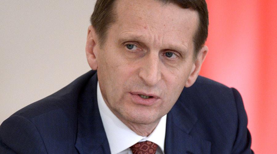Anti-Russian sanctions & propaganda 'undermine foundations and prosperity of West' - Duma speaker