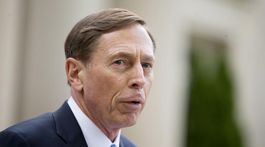 Losing a star: Disgraced Gen. Petraeus facing retroactive demotion for leaking state secrets