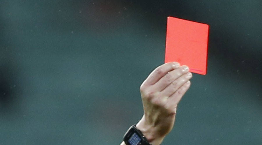 Racist red card: Portuguese football manager sent off for racism by mistake