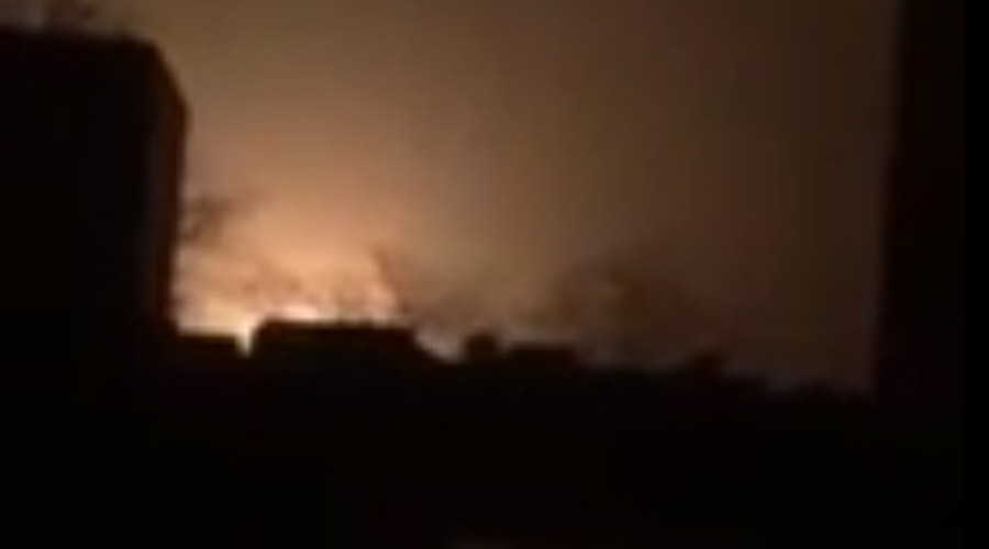 Chinese fireworks factory rocked by explosions (VIDEO, PHOTOS)