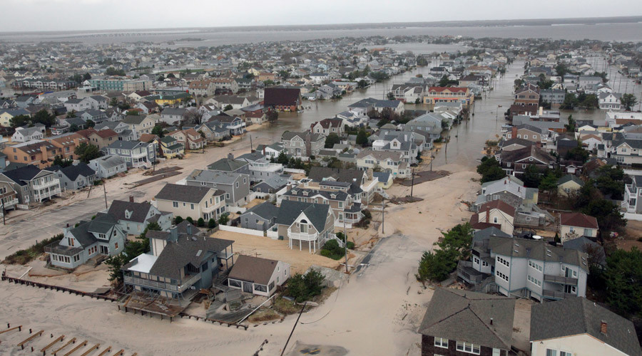 NYC receiving $176 Million to protect against super storm flooding