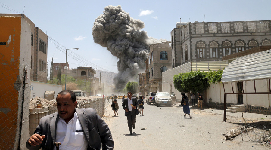 Resistance in Yemen: Courage, compassion and a lot of heart