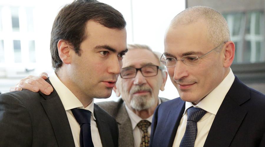 Сын Ходорковского стал жадничать, давая меньше денег политикам США