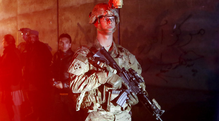 Obama authorizes US troops to target new ISIS affiliate in Afghanistan