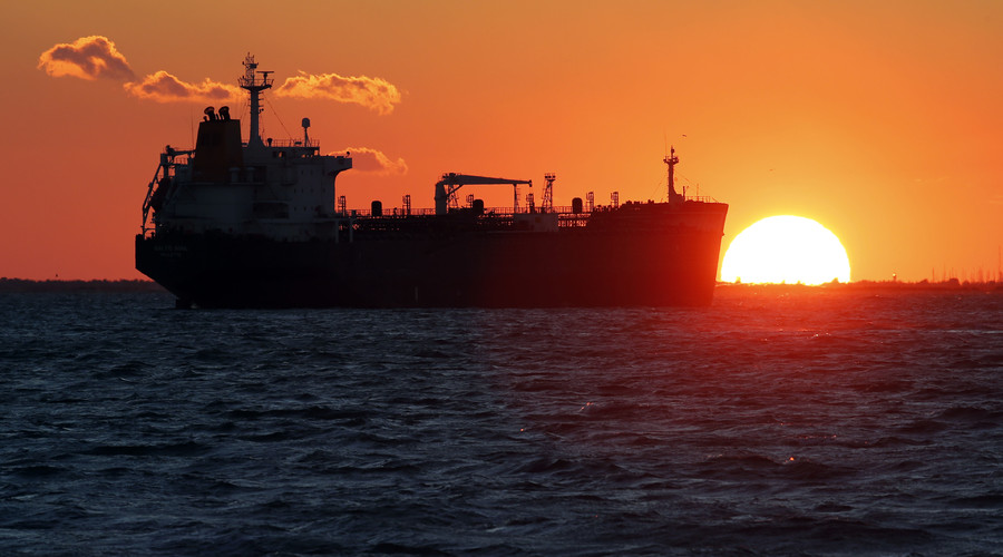 First US crude shipment arrives in Europe