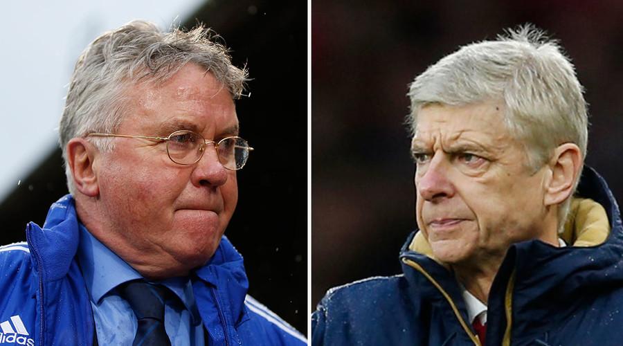Arsenal v Chelsea: London rivals on opposite trajectories