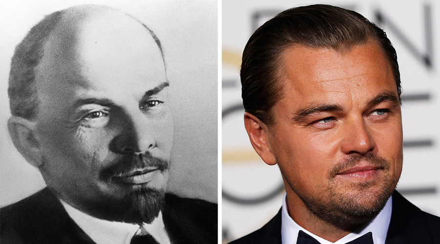 Spoiler Communists threaten protests if DiCaprio nabs role of Lenin