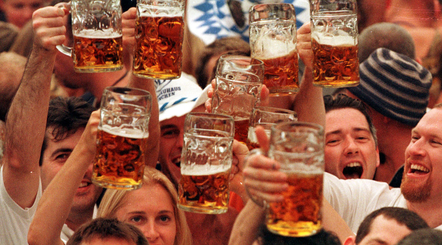 Happy Bier-thday: German beer purity law celebrates 500yrs