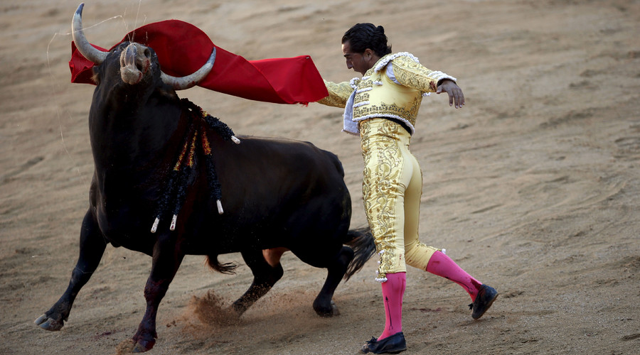 ¡Olé! Facebook reverses decision to label bullfighting 'inappropriate'