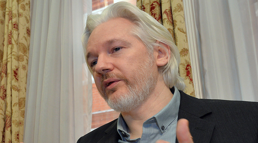 Ecuador asks Sweden for 'renewed' request to question Assange