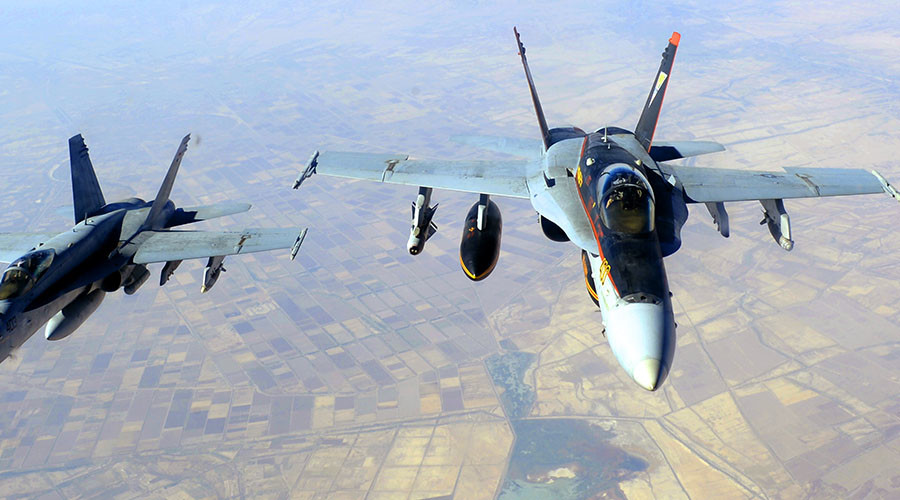 US to admit 14 more civilian bombings in ISIS campaign – report