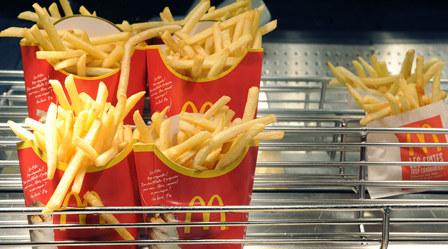 McDonald's in Russia to phase out Polish potatoes