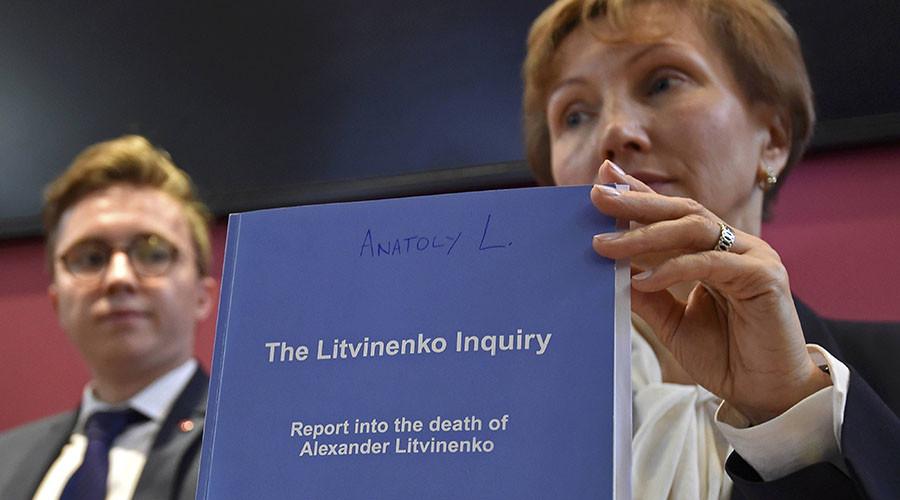 Litvinenko saga: British hypocrisy exposed in verdict 'probably' influenced by politics