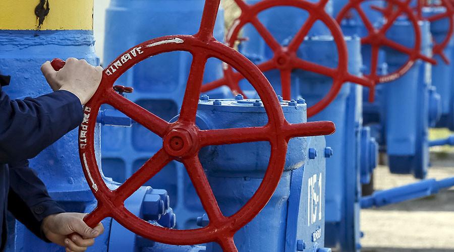 Ukraine's anti-monopoly committee fines Gazprom $3.4bn