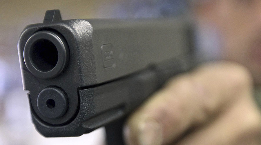 Shooting in Washington movie theater: Man fumbles with gun during Benghazi film