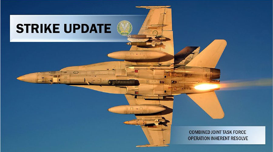 Coalition airstrike death, injury toll rises to 25; Pentagon blames ISIS for human shields