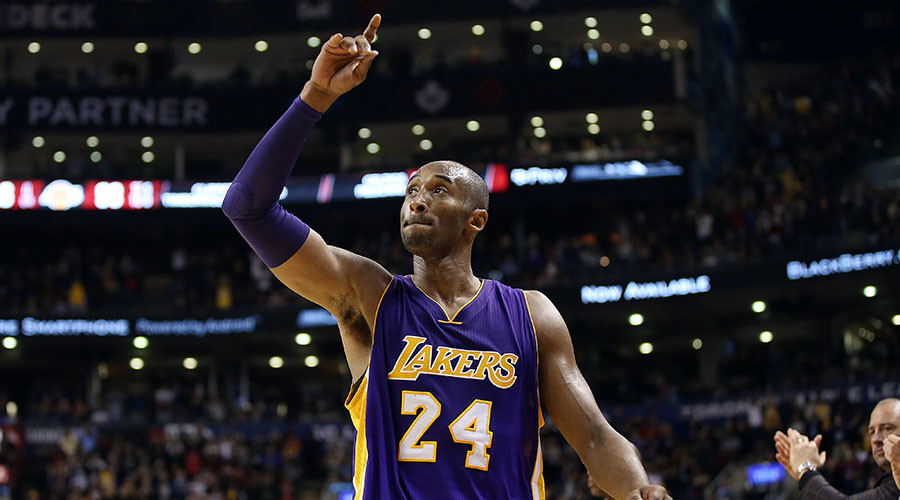 2016 NBA All-Star Starters: Kobe Bryant leads the pack one last time