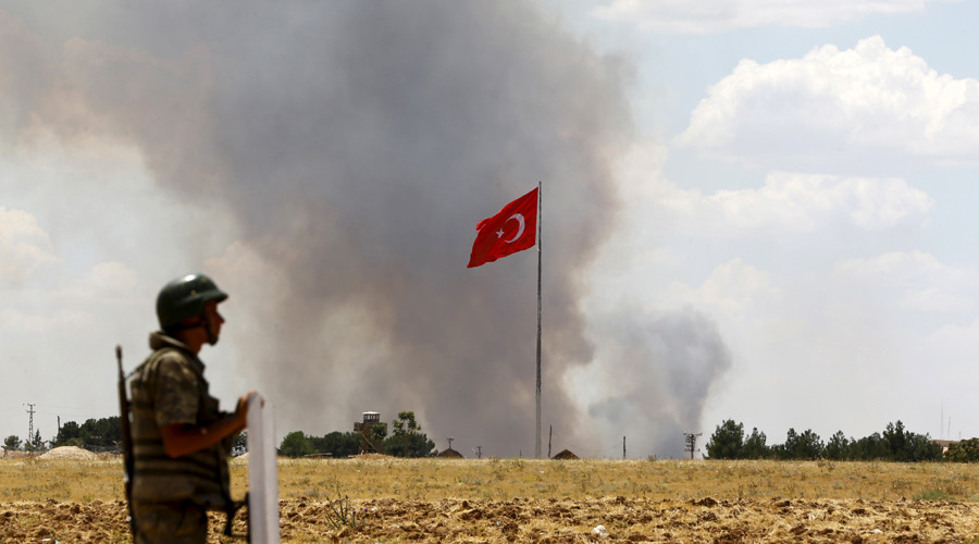 No terrorists at the table? Turkey 'threatens to withdraw' from Syria talks over Syrian Kurds
