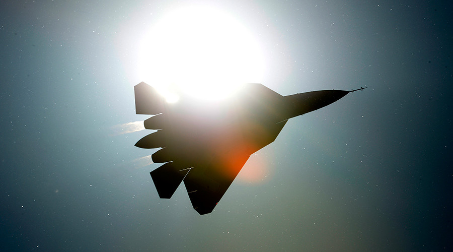 Russian 5G fighter to go into serial production in 2017 – top brass