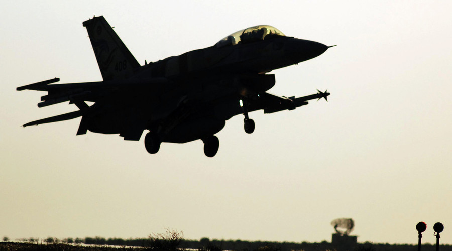 Israel strikes Gaza targets in response to rocket fire