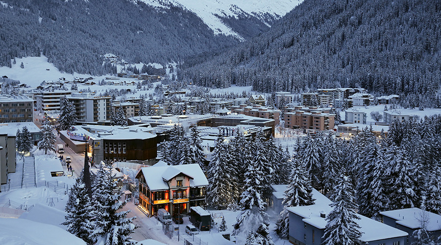 Davos is the problem, not the solution