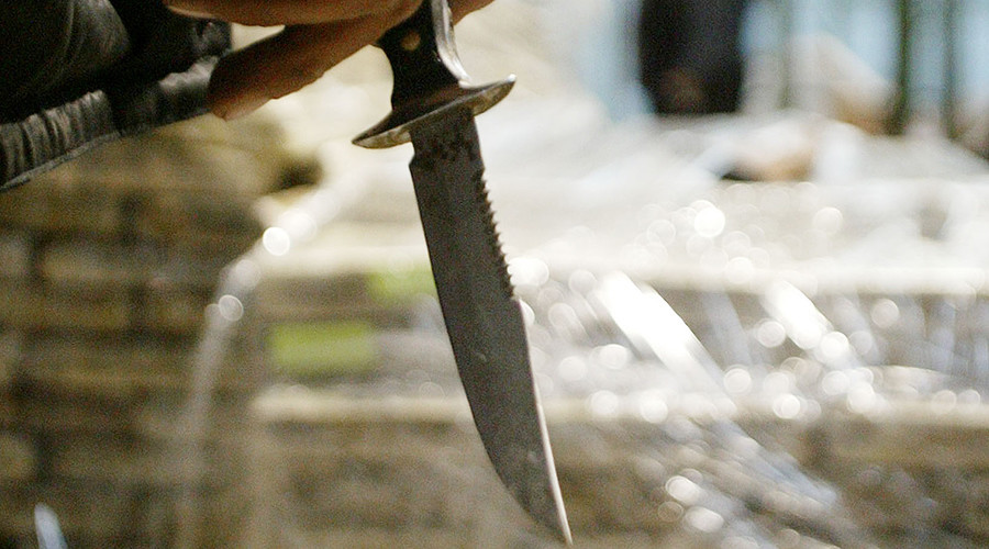 Woman stabbed to death in Swedish refugee facility
