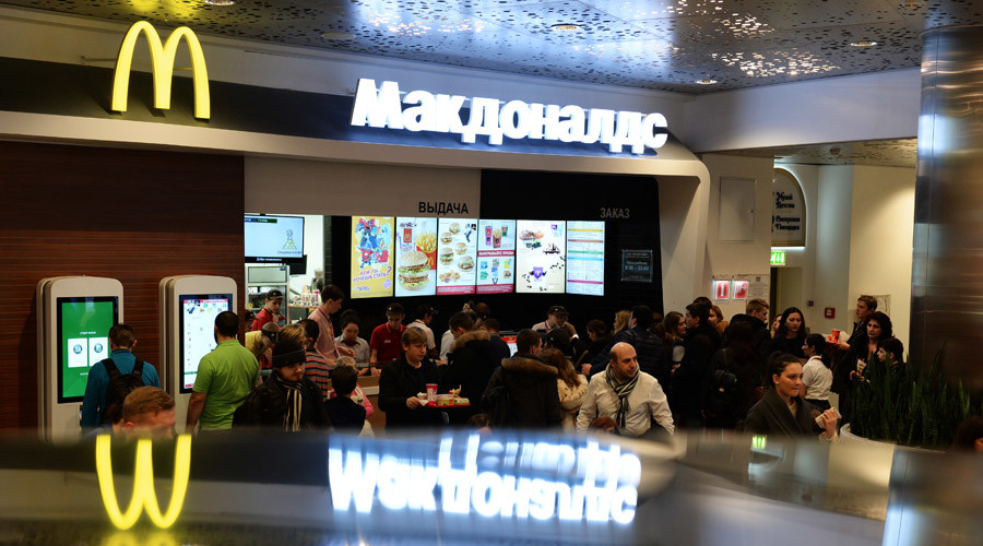 McDonald's to 'fully localize' production in Russia