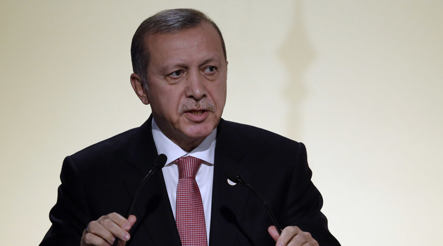 Erdogan says Turkey does not want a dime from the IMF