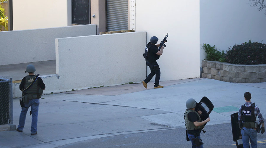 San Diego naval medical center on lockdown after shots reported