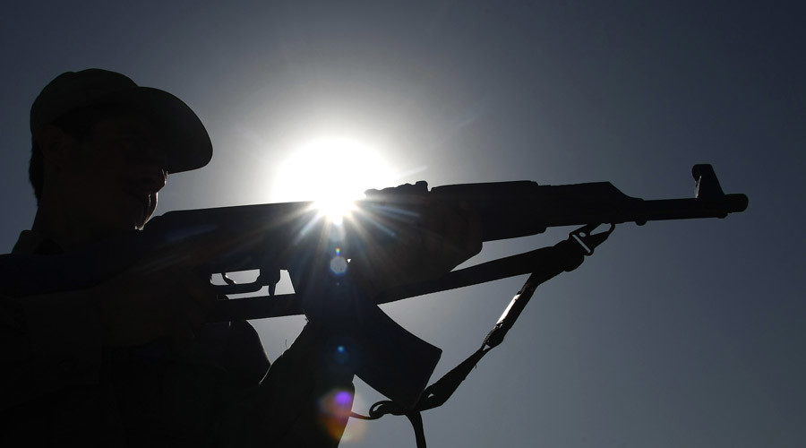 'Election or Kalashnikov': Czech president's joke about killing PM stirs anger