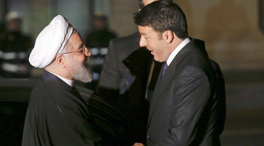 Iran on European shopping spree