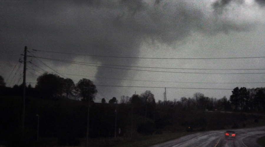 Tornado touches down in central Florida (PHOTOS, VIDEO)