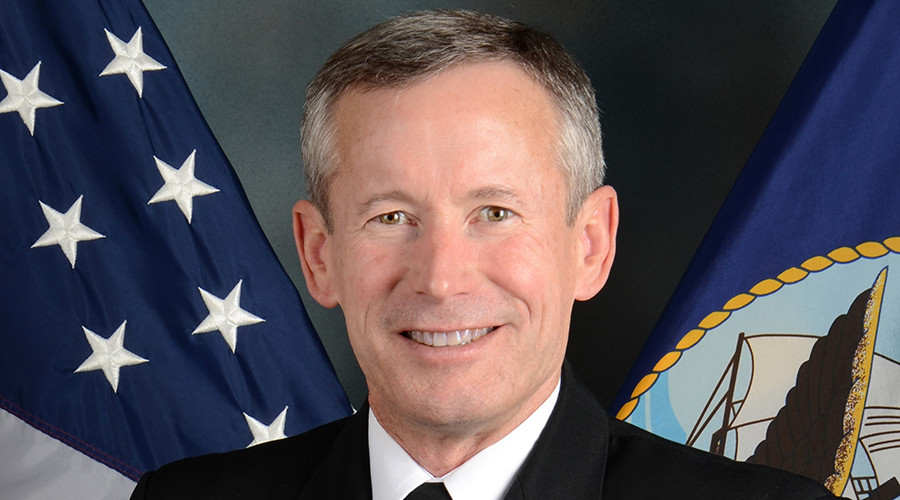 Meet US Navy intel chief who wasn't allowed to learn secrets for 2 years