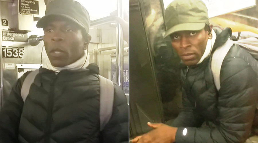 'I'll chop you up'! NYPD searches for machete attacker amid string of 'random' slashings