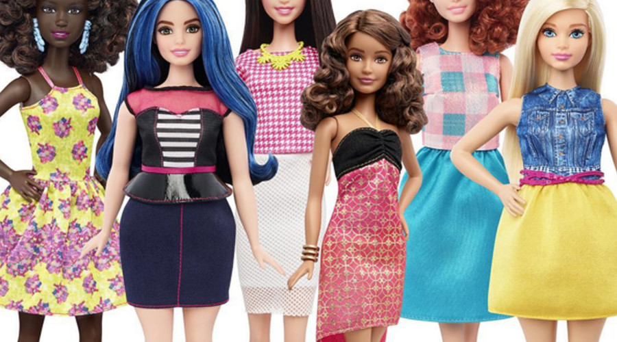 'Why would you want a fat Barbie?' Internet gives mixed reaction to re-designed dolls
