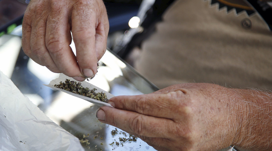 Weed for wounded warriors working its way to the VA