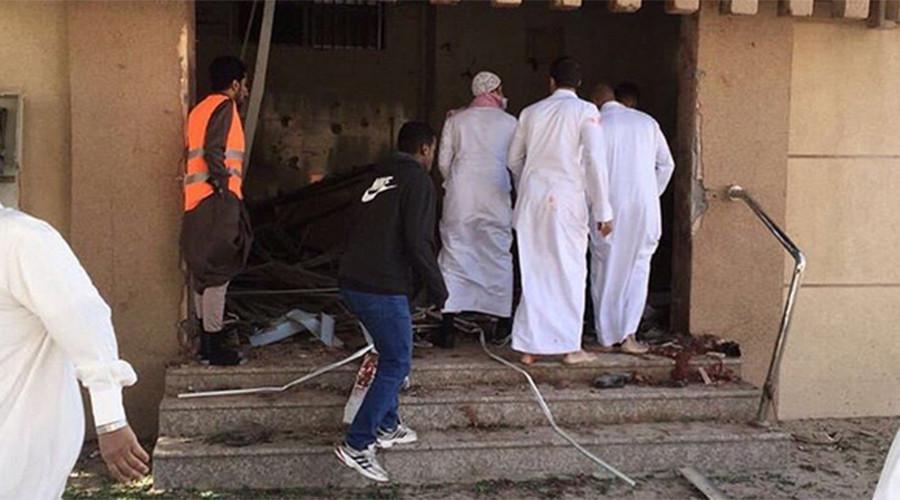 At least 4 killed in Shiite mosque bomb & gun attack in Saudi Arabia