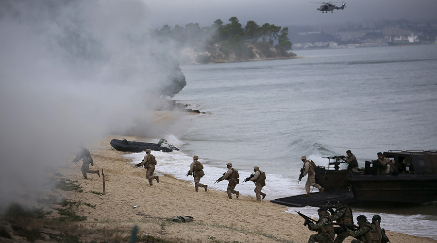 Deter Russian aggression! - US and NATO in full cold war mode
