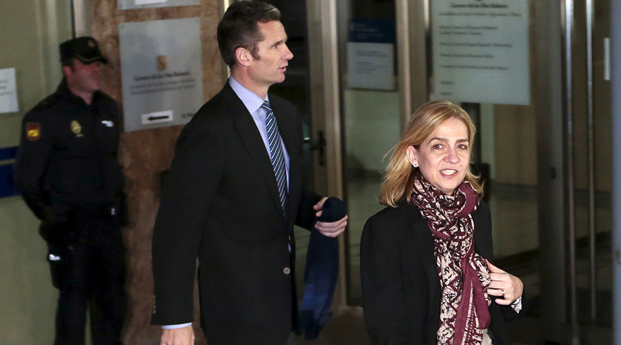 First Spanish royal to stand trial since restoration as court won't drop Princess Christina case