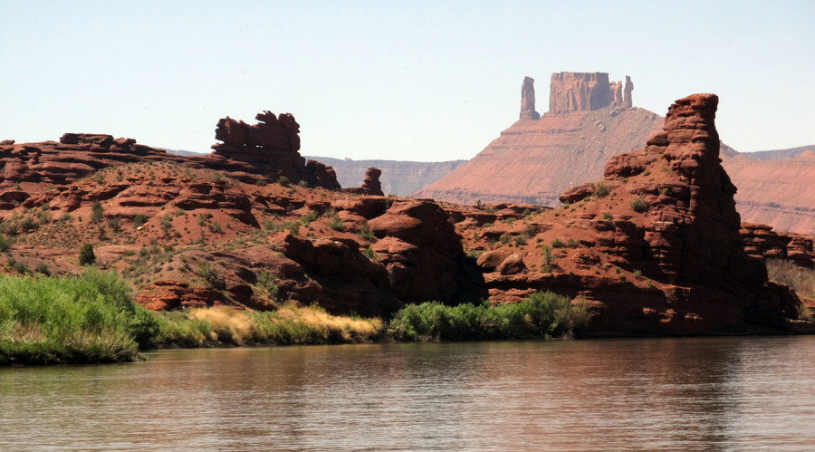 Sold down the river: Navajo activists protest Utah water rights deal