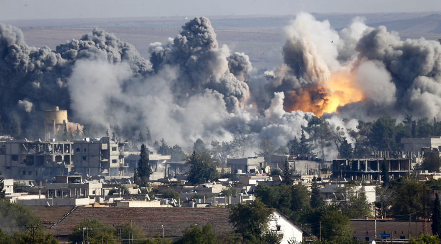 US admits anti-ISIS airstrikes killed civilians in Syria, Iraq