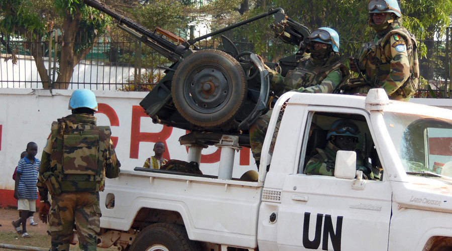 UN speaks out: French, Georgian peacekeepers accused of sex abuse in Central African Rep