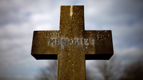 Confederate graves vandalized in North Carolina cemetery