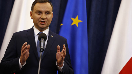 'Let's not overdramatize': EU downplays Polish govt state media seizure
