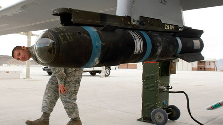 Hellfire missiles found on US-bound Air Serbia passenger flight