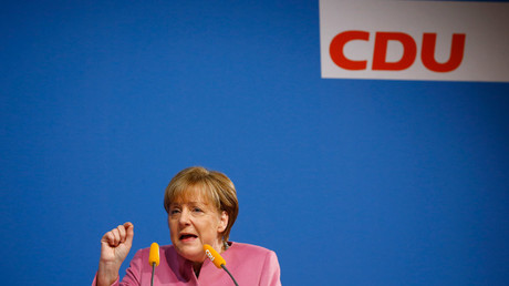 Merkel's party proposes tougher laws on asylum-seekers in Germany