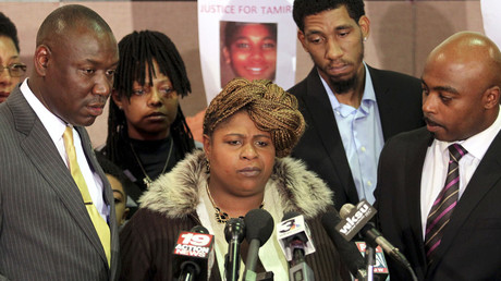 Cleveland school cop suspended after calling Tamir Rice's mother a 'stupid b**ch' on Facebook