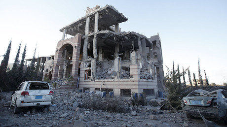 British military advisers do assist Saudis in Yemen aistrikes – newspaper