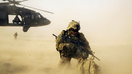 'US war in Afghanistan goes on, but renamed'